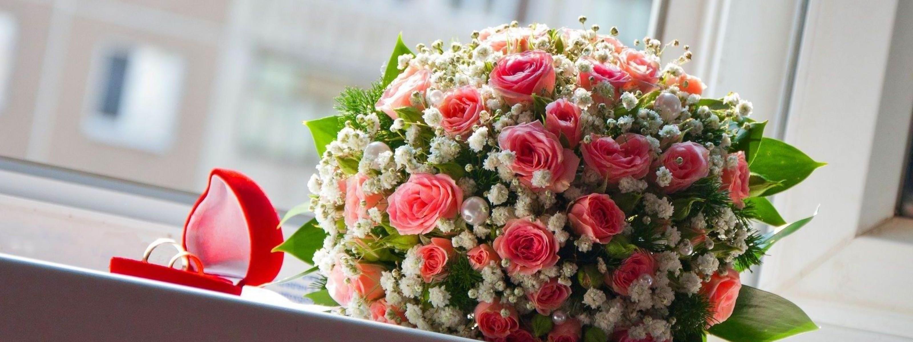красивые цветы для поздравления с днем свадьбы